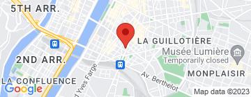 Carte Club Jean Jaurès - Fermé - Petit Paumé