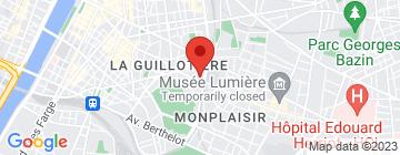 Carte Le Ravel - Petit Paumé
