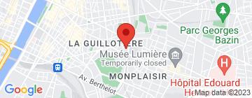 Carte ISCOM - Petit Paumé