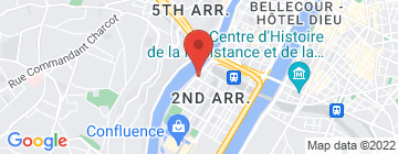 Carte Le Rambaud - Petit Paumé