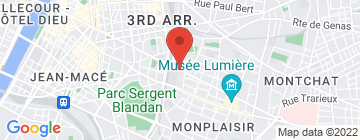 Carte Hypnothérapie Coaching Lyon - Amélie Dodinet - Petit Paumé