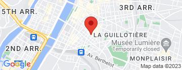 Carte La cuisine de Lindouce - Fermé - Petit Paumé