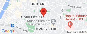 Carte Maison du Judo - Petit Paumé