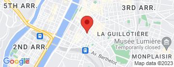 Carte Campus Chicha - Petit Paumé