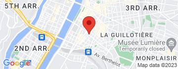 Carte Chicha Campus - Petit Paumé