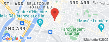 Carte Régie Grand Lyon - Petit Paumé