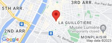 Carte Brasserie Jaurès - Petit Paumé