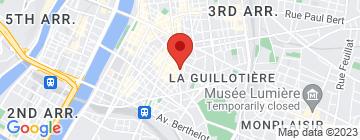 Carte Le Café Pimpon - Petit Paumé
