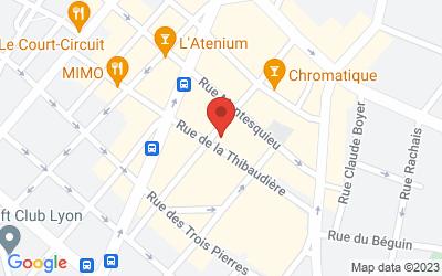 37 Rue de la Thibaudière, 69007 Lyon, France
