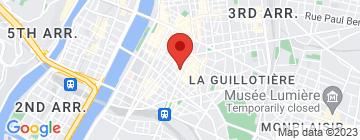 Carte La Voie aux Chapitres - Petit Paumé