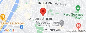 Carte L'Ethic Café - Petit Paumé