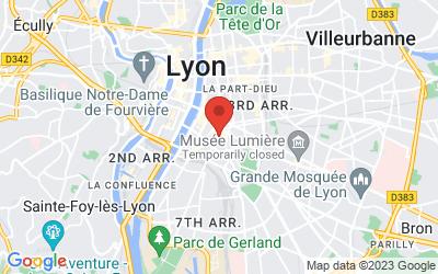 33 Rue de la Thibaudière 69007 Lyon