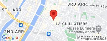 Carte Café Sillon - Petit Paumé