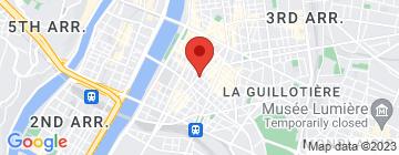 Carte La Boulangerie du Prado - Petit Paumé