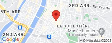 Carte L'atelier du boulanger - Petit Paumé