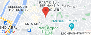 Carte Wellness Sport Club Gambetta - Petit Paumé
