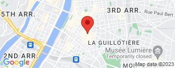 Carte Martinaud - Fermé - Petit Paumé