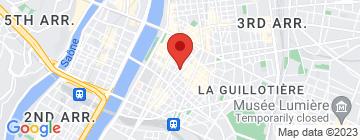 Carte Le 52 - atelier boutique - Petit Paumé