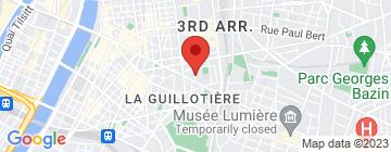 Carte Studilodge - Petit Paumé