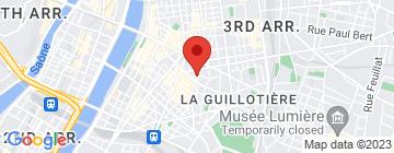 Carte La Ville Nue - Petit Paumé