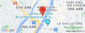 Carte La Route des Voyages - Petit Paumé