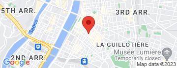 Carte Le Court Circuit  - Petit Paumé