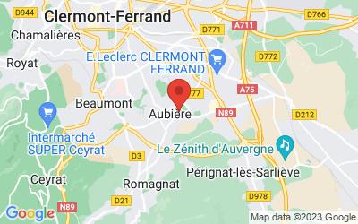 Rue de la Treille, 63170 Aubière, France