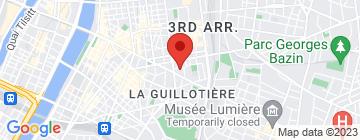 Carte Musée des Moulages - Fermé - Petit Paumé