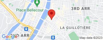Carte Hôtel des Artistes - Petit Paumé