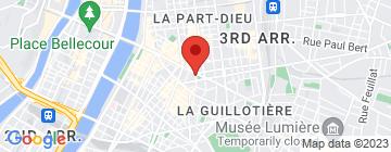 Carte Centre Matis Clairmann Bien-Être - Petit Paumé