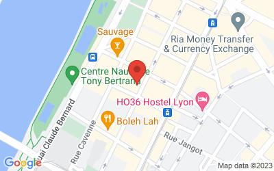 36 rue Pasteur, 69007 Lyon, France