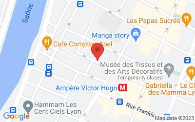 3 rue des remparts d'Ainay 69002 Lyon