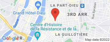 Carte La Rose de Tunis - Petit Paumé