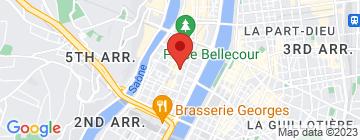 Carte Maison Combier - Petit Paumé
