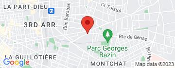 Carte My Gym - Petit Paumé