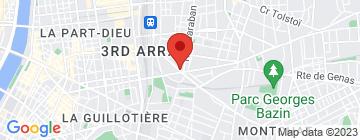 Carte La Chanterie - Petit Paumé