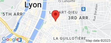 Carte SLO Living Hostel - Petit Paumé