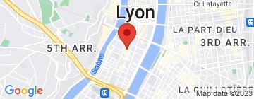 Carte Hôtel du Dauphin - Petit Paumé