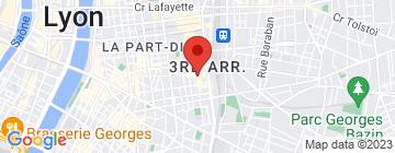 Carte Danton - Petit Paumé