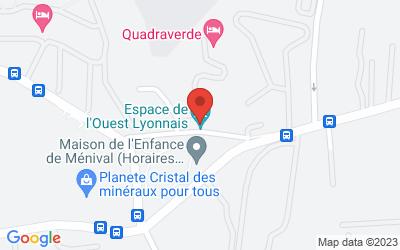 Salle de la Révole - A 25 kms à l'est de Lyon