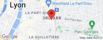 Carte La Machinerie - Fermé - Petit Paumé