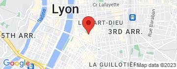 Carte La Halle aux Viandes - Petit Paumé