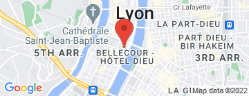 Carte Gourmix - Bellecour -  - Petit Paumé