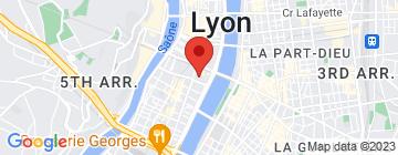 Carte Le Café Français - Petit Paumé