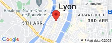 Carte Kiosque in Lyon - Petit Paumé