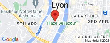 Carte Only Lyon - Visites guidées - Petit Paumé