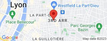 Carte Chez Céline et Arnaud - Petit Paumé