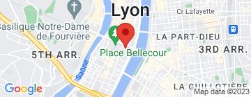 Carte Chez Fyfy - Marroniers - Petit Paumé