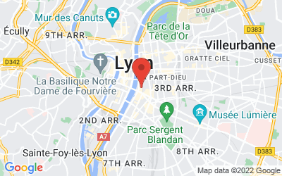 11 rue Aimé Collomb 69003 Lyon