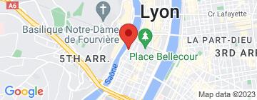 Carte France Rouffaud - Fermé - Petit Paumé